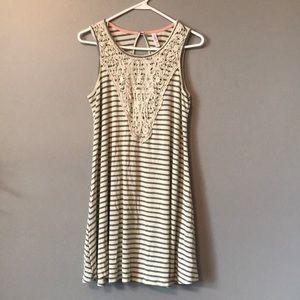 Xhilaration striped dress